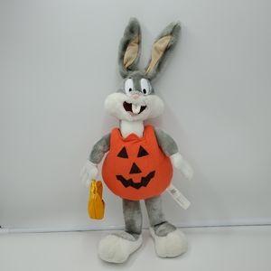 Vintage Bugs Bunny Pumpkin Adjustable Ears Legs